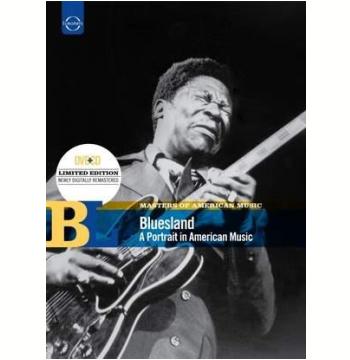 Bluesland a Portrait In American Music (DVD)