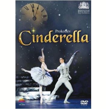 Prokofiev Cinderella (DVD)