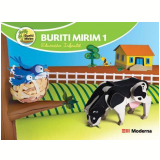 Buriti Mirim (Vol. 1) - Editora Moderna (Org.)
