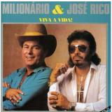 Milionário e José Rico - Vol 18 - Viva A Vida (CD) - Milionário e José Rico