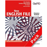 New English File Elementary - Workbook With Multirom - Clive Oxenden