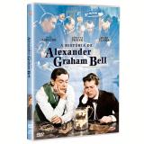 A História De Alexander Graham Bell (DVD) - Vários (veja lista completa)