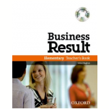Business Result Elementary Teacher'S Book Cd Included - John Hughes