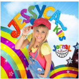 Jessica Kids - Jornal Da Alegria (DVD) - Jessica Kids