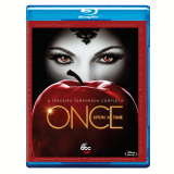 Once Upon A Time - 3� Temporada (Blu-Ray) - Jennifer Morrison, Ginnifer Goodwin, Lana Parrilla