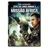Atr�s Das Linhas Inimigas 4: Miss�o �frica (DVD) - Tom Sizemore