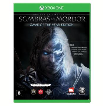 Terra-Média - Sombras de Mordor Goty (Shadow of Mordor) (Xbox One)