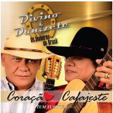 Divino & Donizete - Coração Cafajeste (CD) - Divino & Donizete