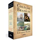 Box -  Cole��o Brasilis (4 Volumes) - Eduardo Bueno