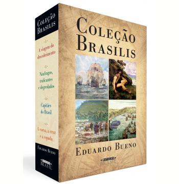 Box -  Coleção Brasilis (4 Volumes)