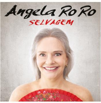 Angela Ro Ro - Selvagem - Digipack (CD)
