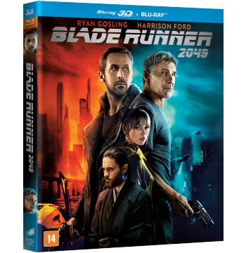 Blade Runner 2049 (Blu-Ray + Blu-Ray 3D)