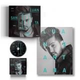 Box - Luan Santana 10 Anos (CD + Livro + Pôster) - Luan Santana