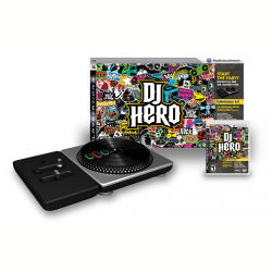 DJ Hero (Bundle) (PS3)