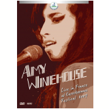 Amy Winehouse - Live in France at Eurockeennes Festival 2007 (DVD)