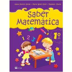 Livros - Saber Matemática - Saber Matemática - 1º Ano - Ensino Fundamental I - Katia Cristina Stocco Smole - 9788532268020