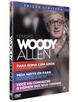 Cole��o Woody Allen (DVD)