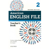 American English File 2 Teacher'S Book With Testing Program Cdrom - Second Edition -