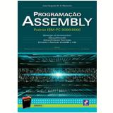 Programação Assembly - Padrão IBM-PC 8086/8088 - José Augusto N. G. Manzano