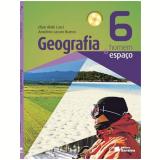 Geografia Homem E Espaço - Ensino Fundamental Ii - 6º Ano - Anselmo Lazaro Branco