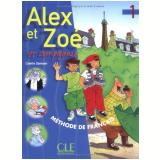 Alex Et Zoe Et Compagnie 1 - Livre De L´Eleve - Colette Samson