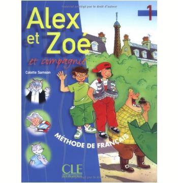 Alex Et Zoe Et Compagnie 1 - Livre De L´Eleve