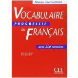 Vocabulaire Progressif Du Français Intermediaire - Claire Leroy-miquel
