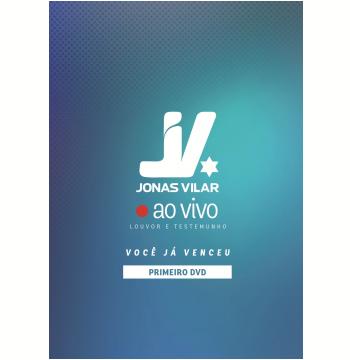 Jonas Vilar - Você já Venceu (DVD)