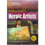 Footprint Reading Library - Level 8  3000 C1 - Afghanistan´s Heroic Artists - British English + Multirom - Rob Waring