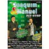 Joaquim & Manuel - Pit-stop - Ao Vivo Em Indianópolis (DVD) - Joaquim E Manuel