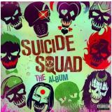 Suicide Squad - The Album - Trilha Sonora do Filme (CD) - Varios Interpretes
