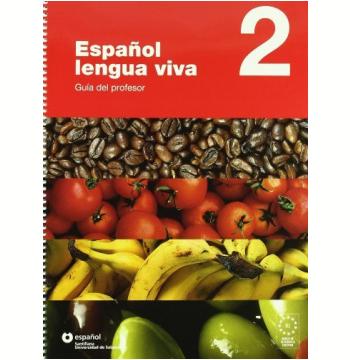 EspaÑol Lengua Viva Libro Del Profesor Vol. 2