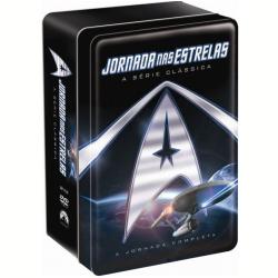 Jornada nas Estrelas - A S�rie Cl�ssica (Lata) (DVD)