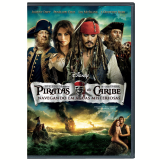 Piratas do Caribe: Navegando em Águas Misteriosas (DVD) - Vários (veja lista completa)
