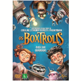 Os Boxtrolls (DVD) - Jared Harris, Ben Kingsley, Tracy Morgan