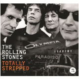 The Rolling Stones - Totally Stripped (cd) + (DVD) - The Rolling Stones