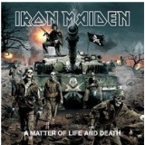 Iron Maiden - A Matter of Life And Death (CD) - Iron Maiden