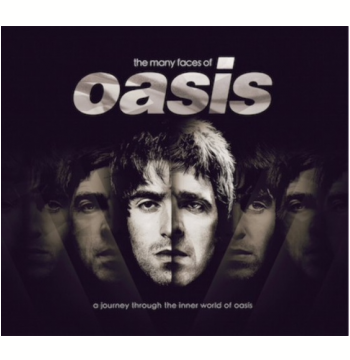 The Many Faces Of Oasis (CD)