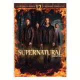 Supernatural - Sobrenatural 12ª Temporada (DVD) - Jared Padalecki, Jensen Ackles