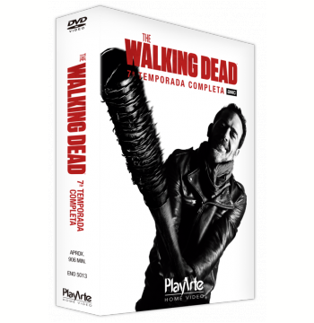 The Walking Dead - 7ª Temporada (DVD)