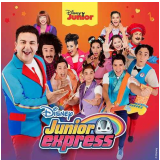 Elenco Junior Express - Junior Express - Disney (CD) - Elenco Junior Express