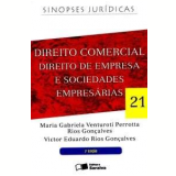 Sinopses Jurídicas (Vol. 21) - Maria Gabriela Venturoti Perrotta