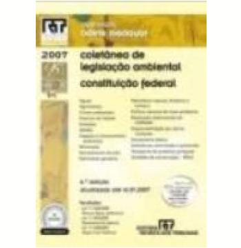 Mini Coletânea de Legislação Ambiental, Constituição Federal Vol. 9 6ª Edição