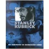 Coleção Stanley Kubrick Vol. 1 - Lolita, Nascido para Matar, O Iluminado, 2001 Uma Odisséia no Espaço (DVD) - Stanley Kubrick (Diretor)