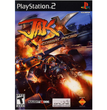 Jak X: Combat Racing (PS2)