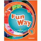 Fun Way 4 - Premiun Edition - Ensino Fundamental I - 4º Ano - Elisabeth Prescher