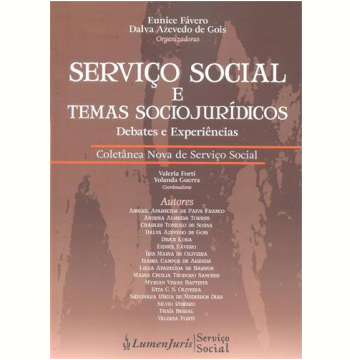 Serviços Sociais E Temas Sociojuridicos
