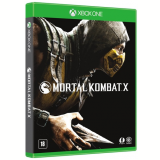 Mortal Kombat X (Xbox One) -