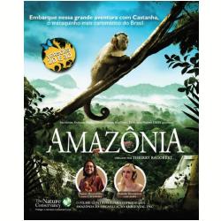 Blu - Ray - Amazônia ( 2d + 3d ) - Isabelle Drummond - 7899628100178