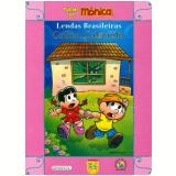 Turma Da Monica Em Lendas Brasileiras - Cabra - Mauricio de Sousa